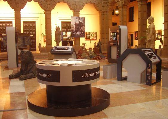 » La exposición 'Con A de astrónomas' llega a Salamanca