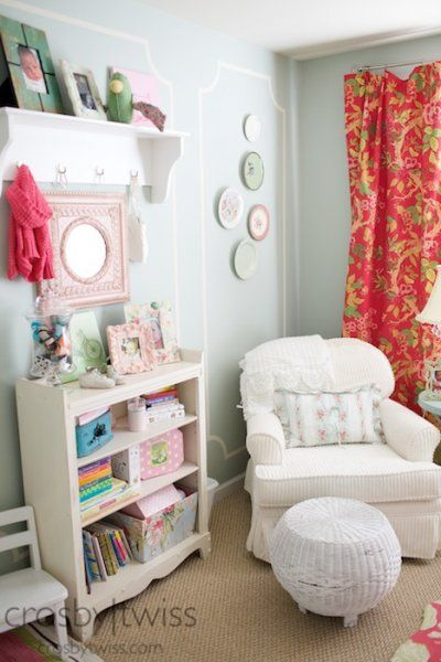 pretty ideas for girls room