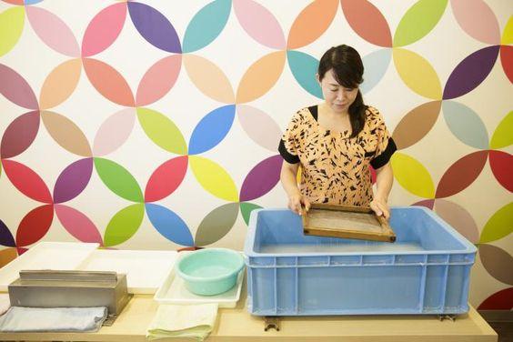 京都みやげにおすすめ♪ポップなデザインが人気の和紙雑貨専門店「和詩倶楽部」|ことりっぷ