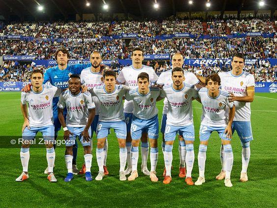 21.10.2018 – LIGA 2ªDiv. 2018/19- JORNADA Nº 10 PARTIDO OFICIAL Nº 3393 Real Zaragoza SADREAL ZARAGOZA 1-1 TENERIFE