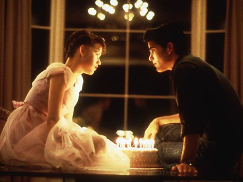 Molly Ringwald, Sixteen Candles
