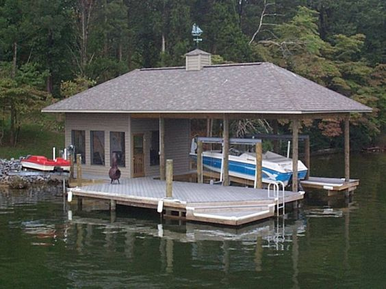 Boat Dock Design Ideas | Serving East Tennesseeincluding Fort