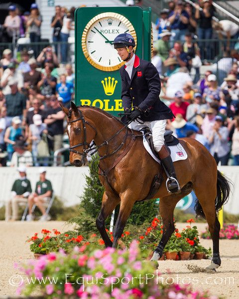 Nice to see an OTTB (Park Lane Hawk) win at Rolex 3-Day Event! Love William Fox-Pitt, he is awesome!