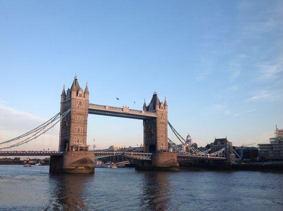 The iconic Tower Bridge London