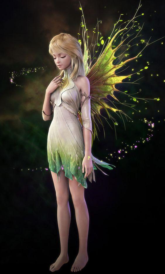 3d fantasy art fairies - photo #10