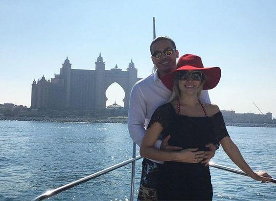 As férias internacionais de Wesley Safadão, 27, e sua esposa Thyane Dantas, 25, estão dando o que falar. O casal é só ostentação em Dubai. Veja algumas fotos! (Foto: Reprodução/Instagram)