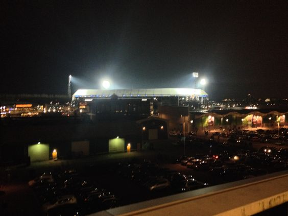 Feijenoord stadion 31-01-2014