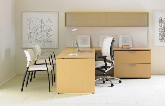 teknion expansion - adjustable height desk | neocon 2015 - teknion