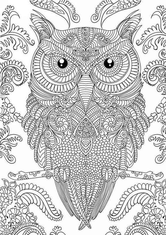 750+ The Coloring Book For Stress Relief Free