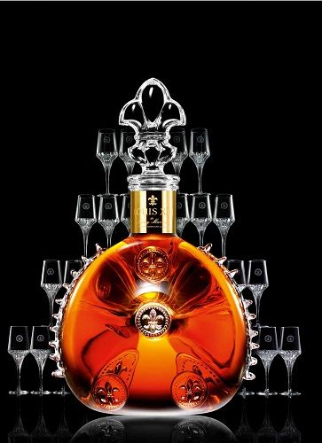 Cognac Louis XIII :A century in a bottle -this goes on the WISH LIST, not your everyday bottle of liquor