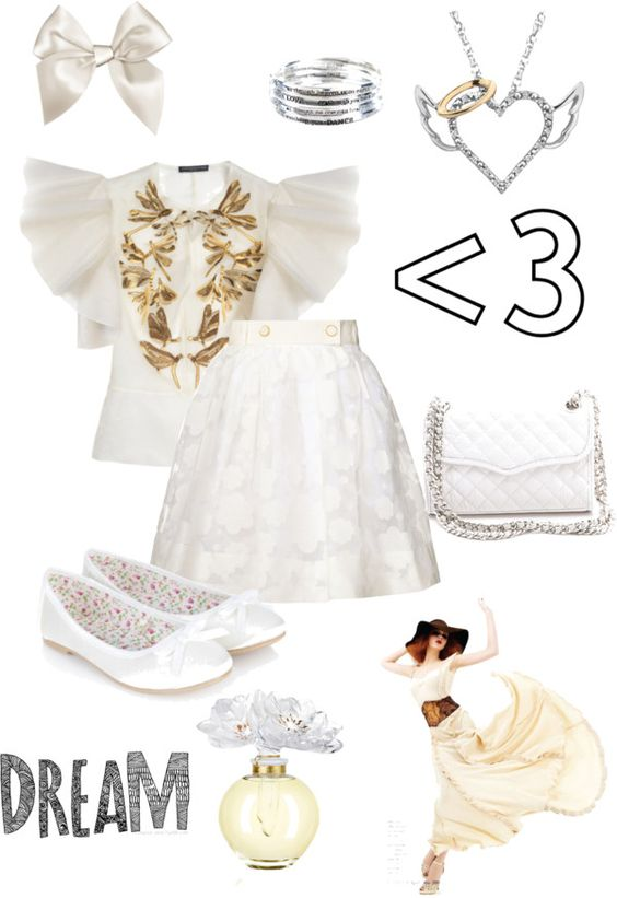 """Angels love fashion !!"" by ioanaantohi ❤ liked on Polyvore"