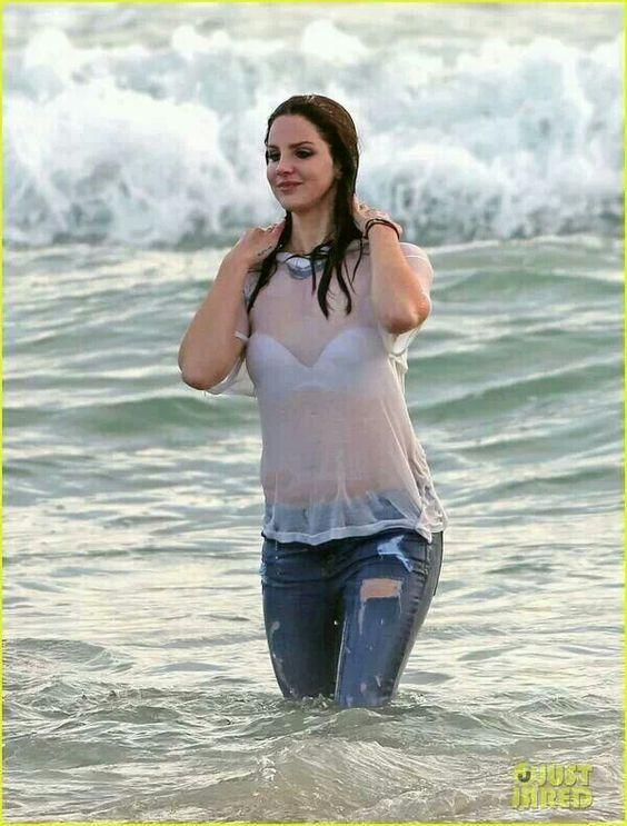 Lana Del Rey grava novo clipe em Los Angeles