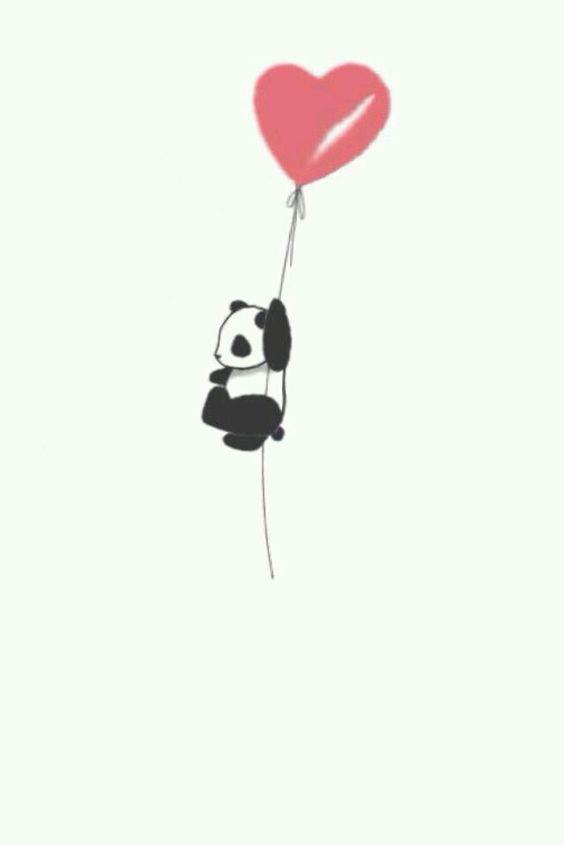 Estou obcecada por pandinhas
