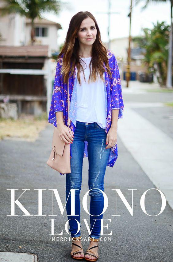 easy Kimono tutorial