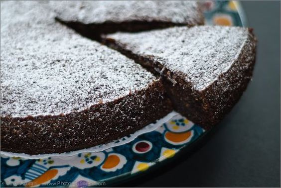 Flourless Chocolate Hazelnut Cake | Chocolate cakes, Dr. oz and Cakes