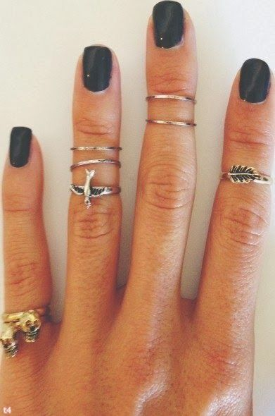 Want those rings - #haircuts