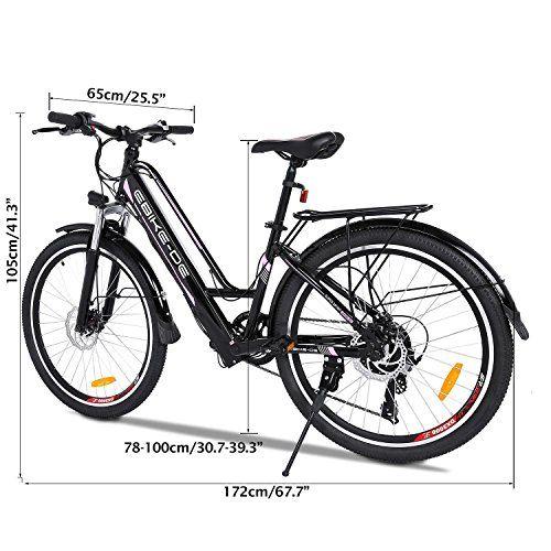 Free Venus 26inch Electric Bicycle 36v 8a Mountain Bike Ladies E