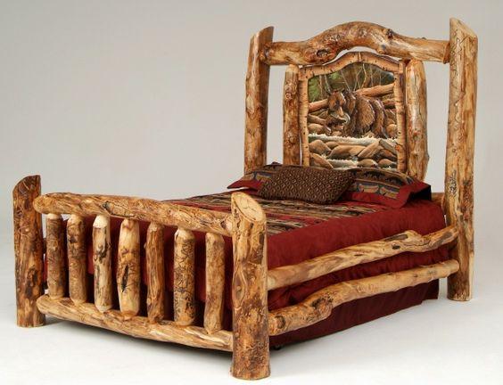 beds bedrooms log cabin bedrooms log furniture cabin bedrooms cabin