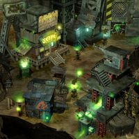 midgar slums - Google Search