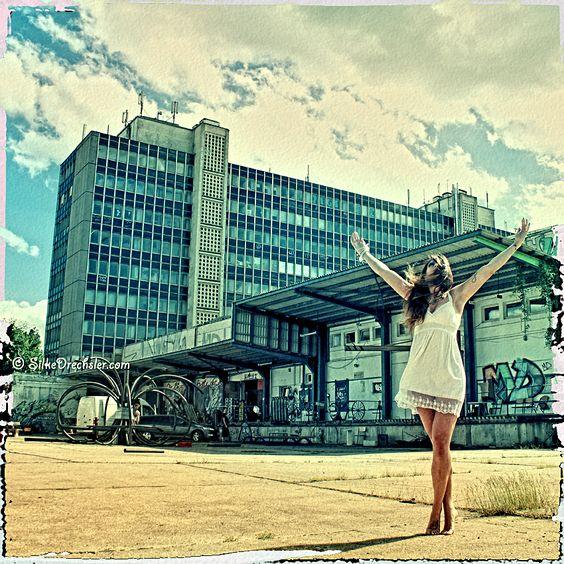 Fotoshooting in Magdeburg / © Silke Drechsler Photographie