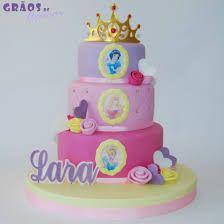 Resultado de imagem para princesas cake
