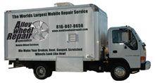 Die Alloy Wheel Specialists: Jetzt Partner werden und krisensichere Dienstleistung für Kunden anbieten.
