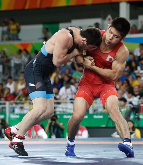 Olympic Games Rio 2016, Greco-roman Wrestling, Azerbaijan vs Japan (870×1006)