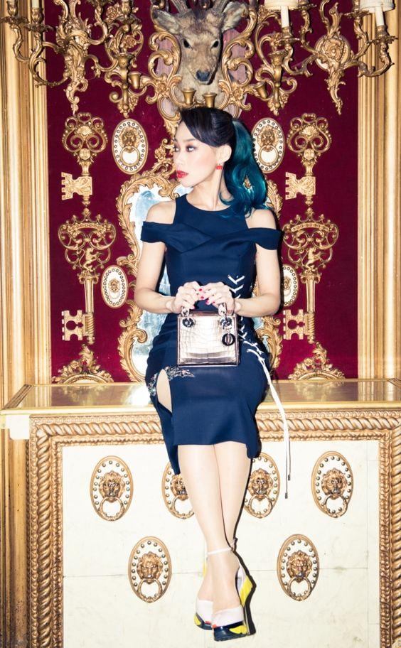 妳不記得她,但一定看過她的髮!日本流行繆思女神,連2NE1、GD都瘋狂愛上她