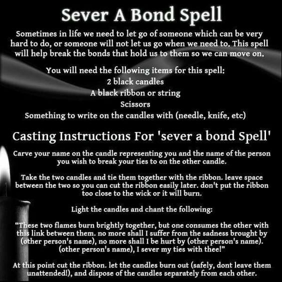how to break a hypnotic spell