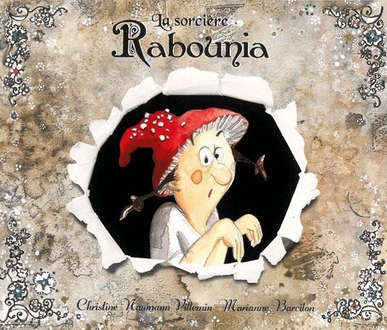Rabounia, qui vit entre les pages 56 et 63 du Grand Recueil des histoires pour le soir, est réveillée par les cris insupportables d'un enfant qui a perdu son doudou. Elle a beau savoir qu`il est formellement interdit de sortir de son histoire, trop c`est trop ! Alors, elle chausse ses baskets, et se dirige vers une tout autre histoire que la sienne, qu'elle aura bien du mal à comprendre...