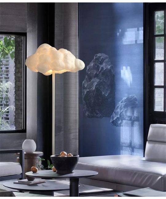 Floating Cloud Floor Lamp Modern Floor Lamps Floor Lamps Living Room Floor Lamp