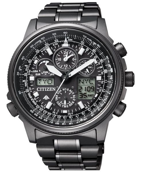 Citizen Promaster Pmv65 2272 Sky Eco Drive Shopping In Japan Net Citizen Watch Swiss Army Watches Watches For Men
