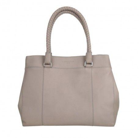 Liebeskind Tasche – Diva Vegetable Crust Cloud Grey – in grau – Umhängetasche für Damen