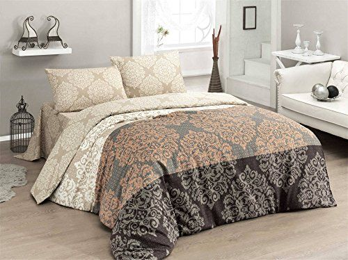 Dose Of Modern Minerva Brown Single Quilt Cover Set Fr 143epj38452 Brown Beige Cream White In 2020 Quilt Cover Sets Single Quilt Quilt Cover