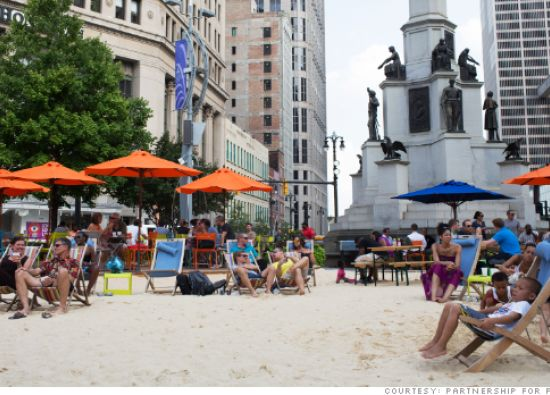 Southwest Airlines' new cause: 'Placemaking'