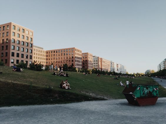 Berlim Tiergarden