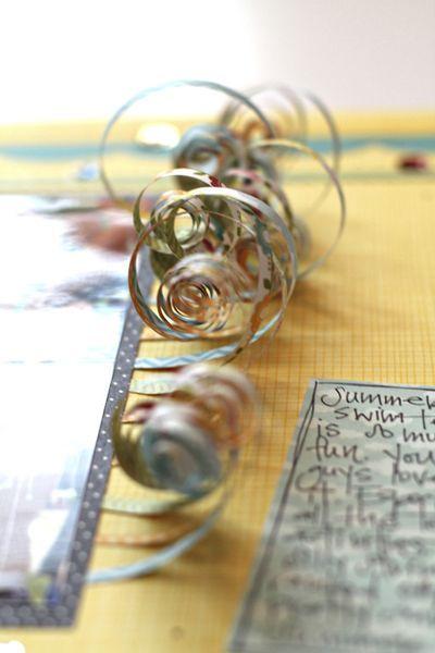 paper rolls by shannon tidwell for bella blvd.
