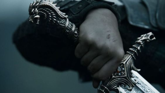 Oathkeeper, Brienne's sword given to her by Jaime: