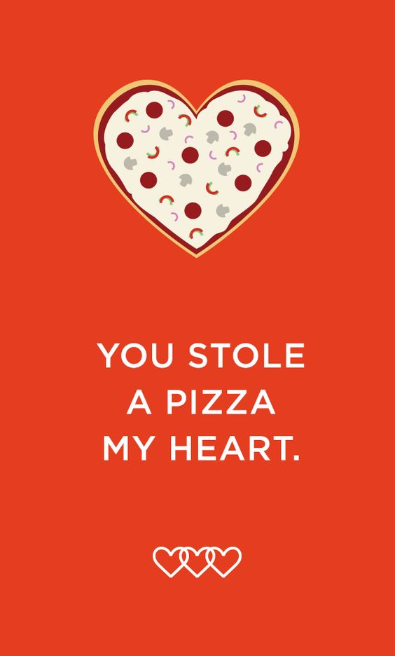 Pizza, My Heart And Heart