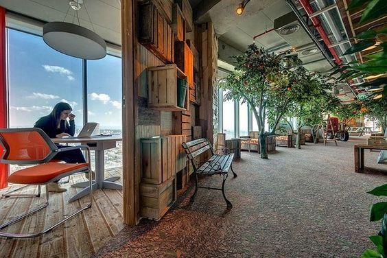 世界12大最酷辦公室,簡直員工天堂!   鍵盤大檸檬