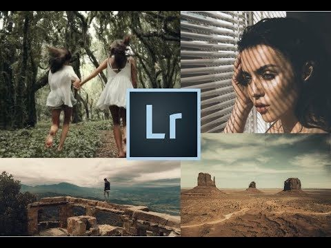 How to color correct in lightroom