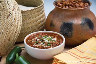 Clay pot beans