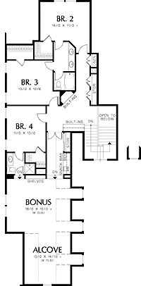 L Shaped Colonial House Plans Small L-shaped House Plans ~ Home ...