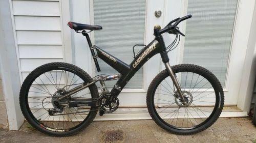 Buy Cannondale Raven Super V 900 Mountain Bike Cruiser Bike Black Bike Freestyle Beach Bicycle