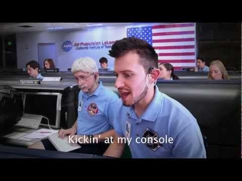NASA's Mars Curiosity Rover Team Made A LMFAO Parody Video