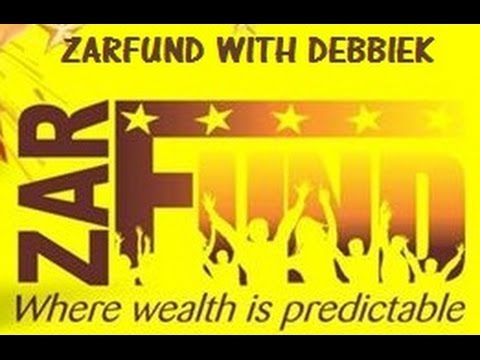 ZarFund with DebbieK - How to Open an Account, Part Time Income