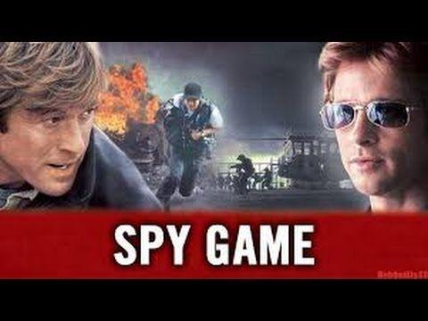 Spy Game (2001)-  Robert Redford, Brad Pitt, Catherine McCormack