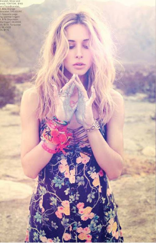 Gillian Zinzer silver paint