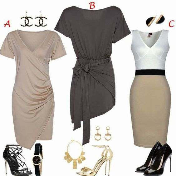 Tan & Black style
