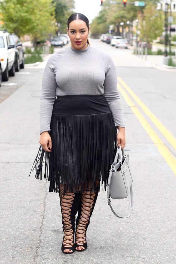 Plus Size Fashion for Women   #plus #size
